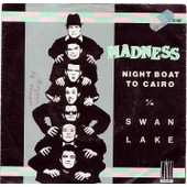 Night Boat To Cairo - Swan Lake - Madness
