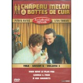 Chapeau Melon Et Bottes De Cuir (Ann�e 1968) Saison 6 - Volume 3 - La Collection Officielle de Hammond, Peter