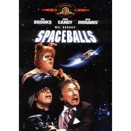 Spaceballs le film culte des années 80 NEUF