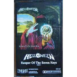 helloween - keeper of the seven keys part I (k7 audio)