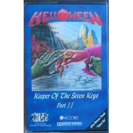 helloween - keeper of the seven keys part II (k7 audio)