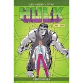 Hulk : L'integrale 1962-1963 de Anonyme