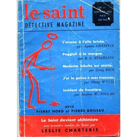 Le Saint D�tective Magazine N� 11