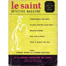 Le Saint D�tective Magazine N� 18