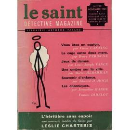 Le Saint D�tective Magazine N� 129