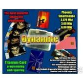 DYNAMITE - PROGRAMMEUR CARTE A PUCE