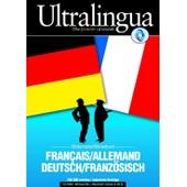 Allemand-Fran�ais, Dictionnaire Bilingue Ultralingua