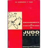 Enchainements Et Contreprises Du Judo Debout de mikinosuke kawaishi