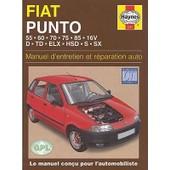 Fiat Punto - Manuel D'entretien Et R�paration Auto de spencer drayton