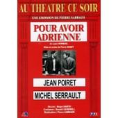 Pour Avoir Adrienne de Pierre Sabbagh