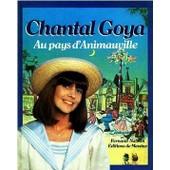 Au Pays D'animauville de Chantal Goya