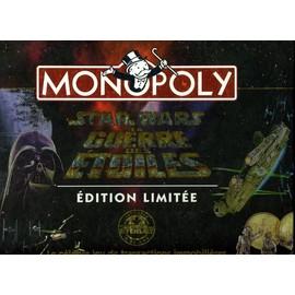 Monopoly - Star Wars - La Guerre Des Etoiles - Edition Limit�e