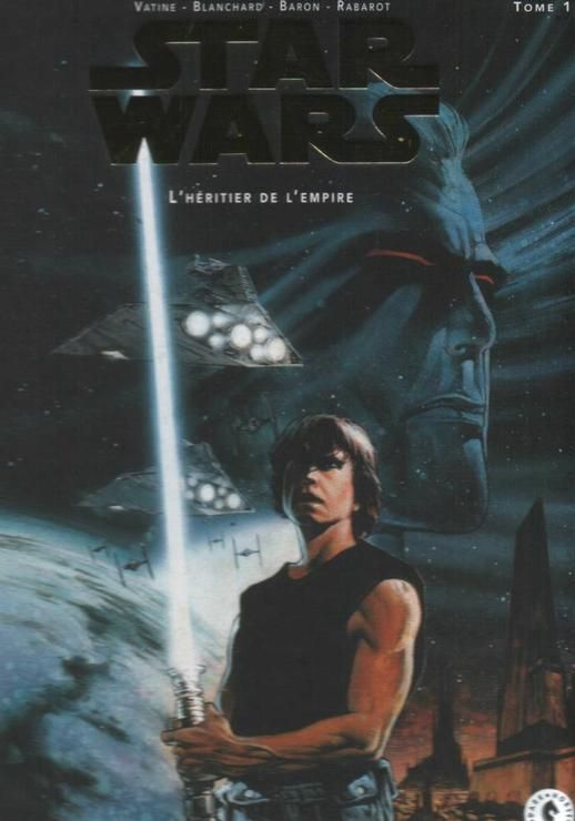 Star Wars - Héritier de l'empire, 3 volumes