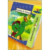 Dvd Kids Controller - Franklin La Tortue Joue Le Jeu