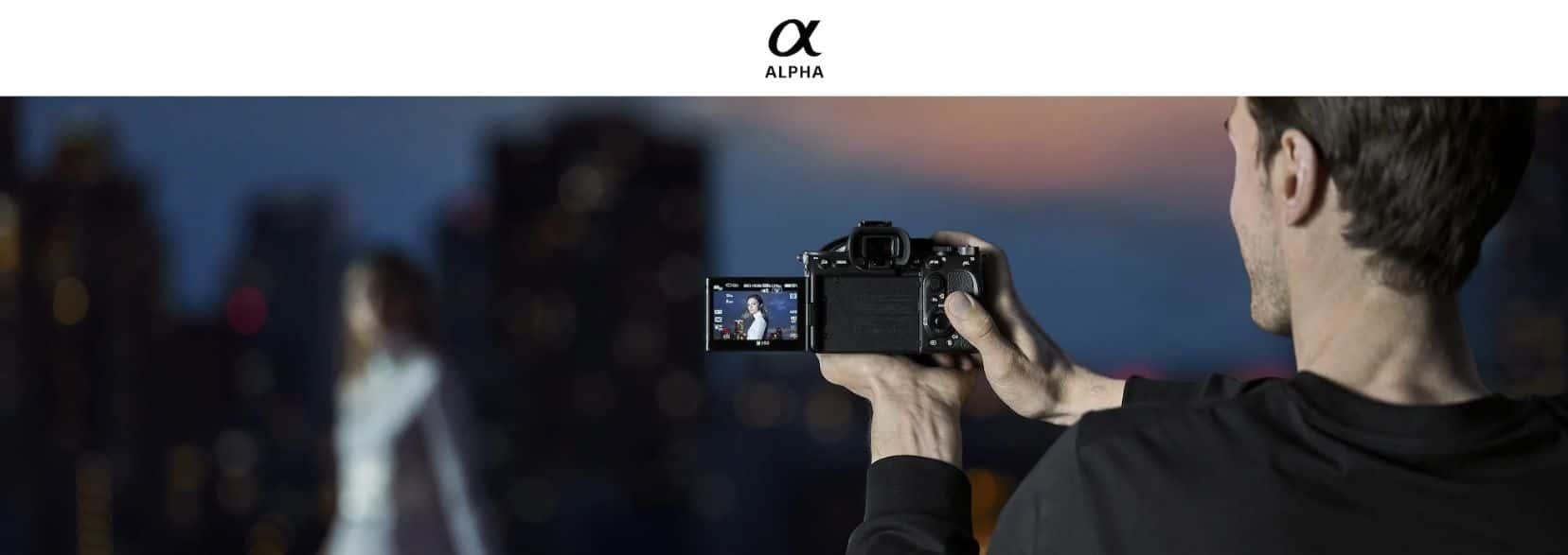Sony Alpha 7S III - boîtier nu image 1 | Rakuten