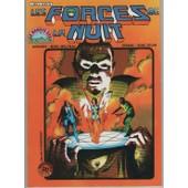 Le Manoir Des Fantomes N� 06 : Les Forces De La Nuit