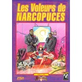 Shadowrun - Les Voleurs De Narcopuces de Long James D