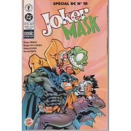 Special Dc N� 10, Joker Mask