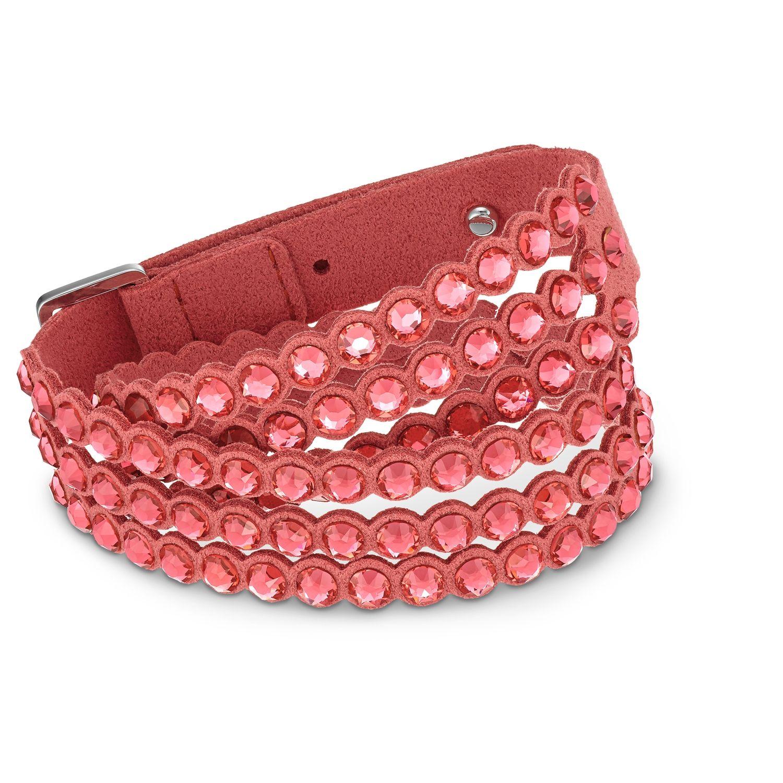 Achat Bracelet Swarovski Rouge à prix bas - Neuf ou occasion | Rakuten