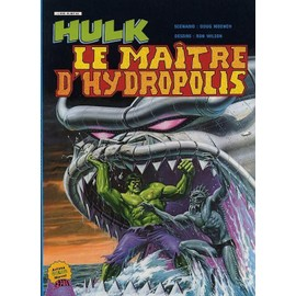 Hulk, Le Maitre D' Hydropolis