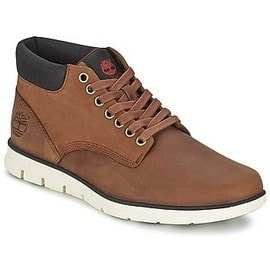 chaussures timberland homme marron