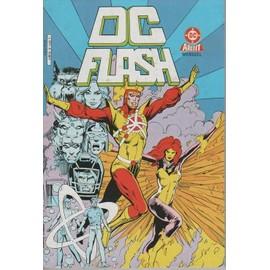 Dc Flash N� 08, La Nuit Du Boucher