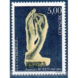 150�me Anniversaire De La Naissance D'auguste Rodin