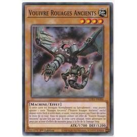 Vouivre Rouages Ancients LDS1-FR084 Yu-Gi-Oh LDS1-EN084 VF//COMMUNE
