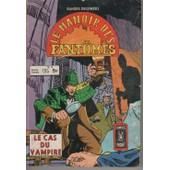 Le Manoir Des Fant�mes N� 12 : Le Cas Du Vampire + Zatanna, La Magicienne