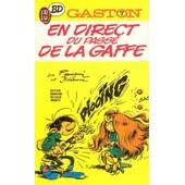 Gaston - En Direct Du Passe De Lagaffe de Andr� Franquin