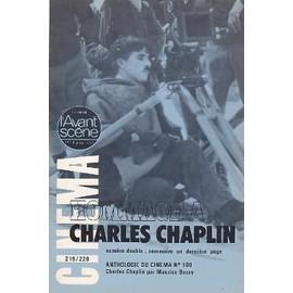 Avant Scene Cinema N� 219-220 : Hommage A Charles Chaplin
