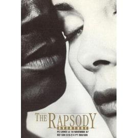 The RAPSODY : Overture - Sampler - PLV de mise en vente + 1 CD Sampler GRATUIT de 4 titres...