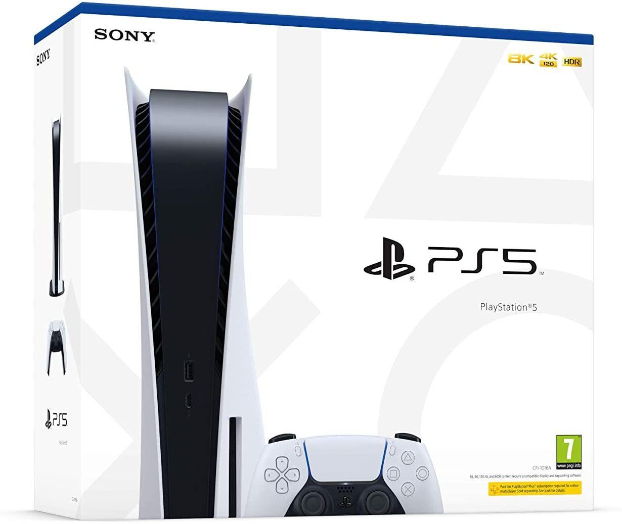 Sony PlayStation 5 825 Go image 1 | Rakuten