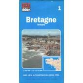 Bretagne - 1/250 000 de Collectif