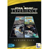 Star Wars Action Pack : Rogue Squadron, Starfighter, Battle For Naboo, X-Wing Alliance