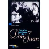 Don Juan La Vie Privee De Vo de Alexander Korda