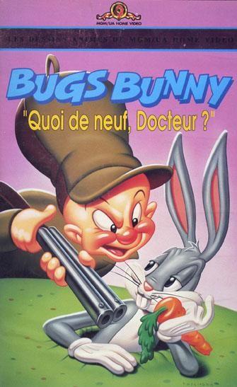 BUGS BUNNY - Quoi de neuf, Docteur ? - VHS | Rakuten