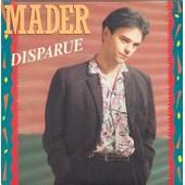 Disparue - Jean Pierre Mader