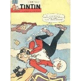 Tintin Le Journal Des Jeunes De 7 � 77 Ans N� 645 : Je Vous Assure Monsieur Le Plll...Ombier