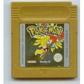 Pokemon Or (Version Jap Coul)