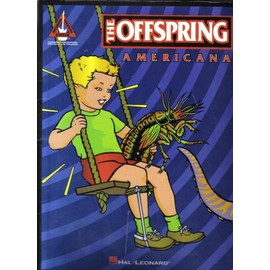 The Offspring - songbook de l'album Americana.