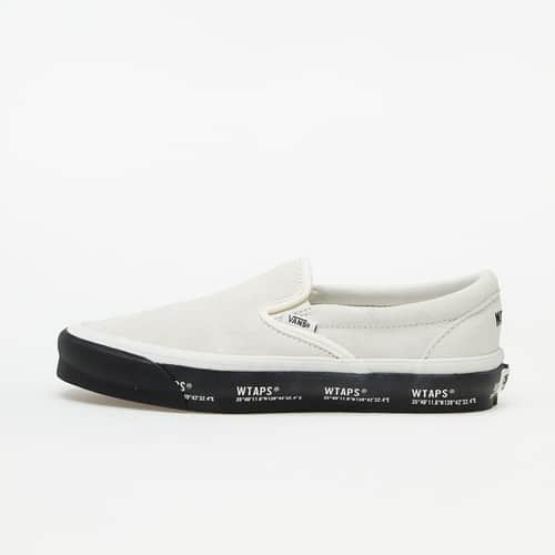 Vans OG Classic Slip-On (Wtaps) Gps/ White | Rakuten