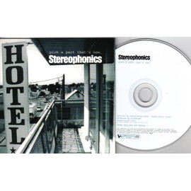 STEREOPHONICS : PICK A PART THAT'S NEW (cds)
