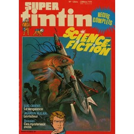 Super Tintin Hors-S�rie N� 12bis : Sp�cial Science Fiction