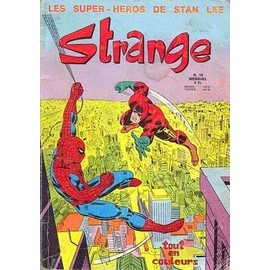 Strange N� 16 D'avril 1971