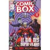 Comic Box N� 11 : Le Bal Des Super Vilians