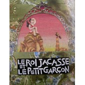 Le Roi Jacasse Et Le Petit Gar�on - Un Conte Tib�tain de Rosano
