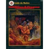 Dungeons & Dragons Guide Du Ma�tre de tsr