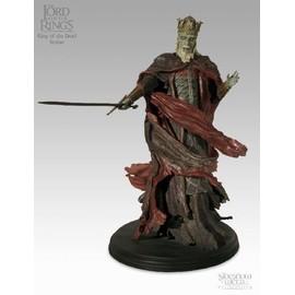 Le Roi Des Morts - Witchking - Le Seigneur Des Anneaux 32 Cm