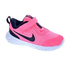 Chaussure Nike Baskets Fille Rose à prix bas - Promos neuf et ...
